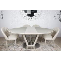 Стол обеденный Nicolas DENVER капучино