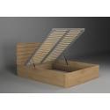 Кровать TQ Project Лауро с подъемным механизмом - Дуб