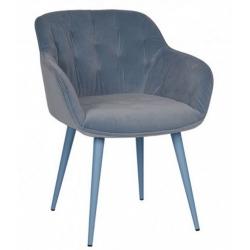 Кресло Nicolas Viena голубое
