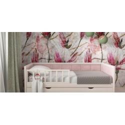 Кровать WOODSOFT Nevis з ящиками