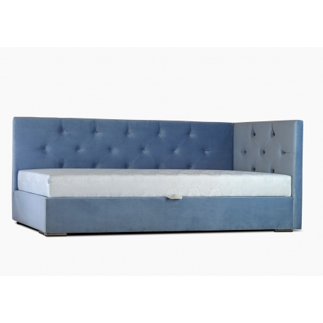 Кровать Ева 90/80 (с нишей+матрас)