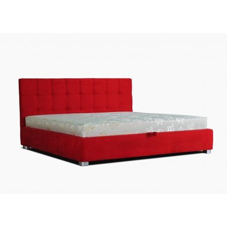 Кровать Верона (с нишей)+матрас ППУ
