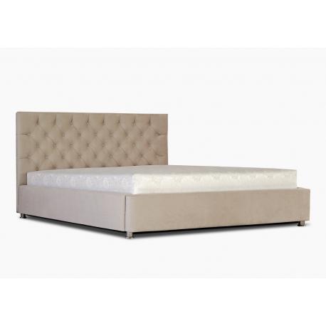Кровать Милана (с пуговицами)