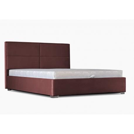 Кровать Клео (с нишей и подъемным механизмом)