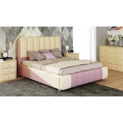Кровать АМБЕР (с нишей и подъемным механизмом)