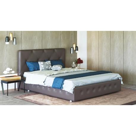 Кровать ХЛОЯ (с нишей и подъемным механизмом)