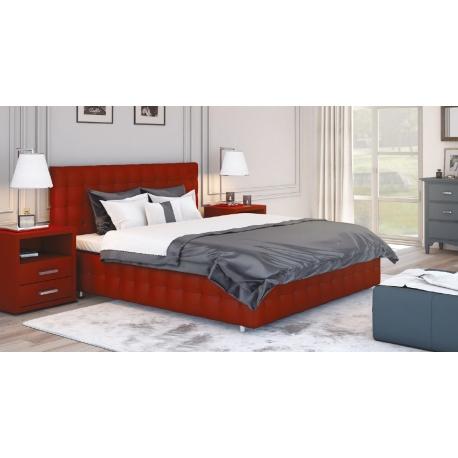 Кровать ЭВАНС (с нишей и подъемным механизмом)