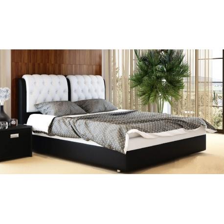 Кровать СКАРЛЕТ (с нишей и подъемным механизмом)