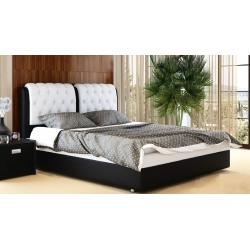 Кровать СКАРЛЕТ (с металлокаркасом)