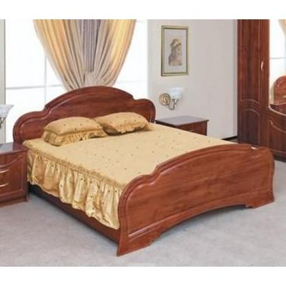 Кровать Світ Меблів Камелия (глянец) 160
