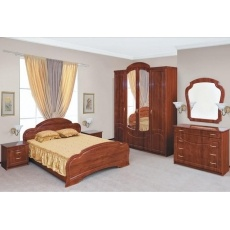 Спальня Світ Меблів Камелия (глянец)