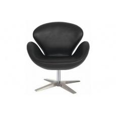 Кресло барное Grupo SDM СВ (кожзам черный)