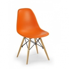 Стул Grupo SDM Тауэр Вуд (цвет оранжевый)