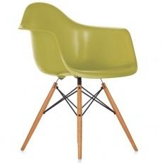 Кресло Grupo SDM Тауэр Вуд (цвет зеленый)