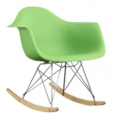 Кресло-качалка Grupo SDM Тауэр R (цвет зеленый)