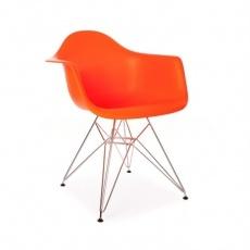 Кресло Grupo SDM Тауэр (цвет оранжевый)