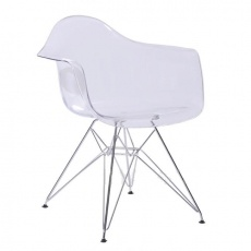 Кресло Grupo SDM Тауэр (цвет прозрачный)
