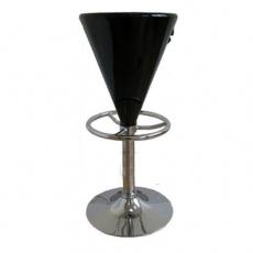 Стул барный Grupo SDM Коно (цвет черный)