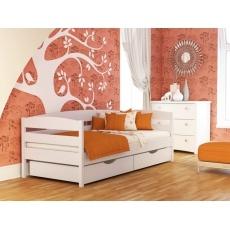 Детская кровать Эстелла Нота плюс щит