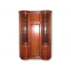 Угловая витрина для встроенного холодильника (под заказ)