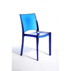 Стул Grand Soleil B-SIDE ELECTRIC BLUE S6315TRBE